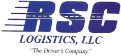 RSC Logistics